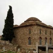 Θα αποκατασταθεί το Φετιχιέ Τζαμί στη Ρωμαϊκή Αγορά