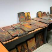 Είχε συλλογή με εικόνες μεταβυζαντινής τέχνης