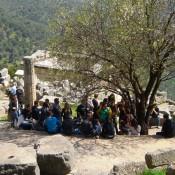 Πώς μπορείτε να ξεναγηθείτε σε έναν χώρο αρχαιολογικού ενδιαφέροντος