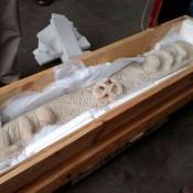 Αντικείμενα της βυζαντινής περιόδου επαναπατρίστηκαν από τη Μ. Βρετανία