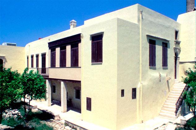 Το Ιστορικό-Λαογραφικό Μουσείο Ρεθύμνου.