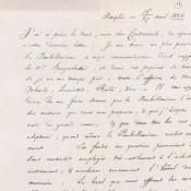 «Σφυράκι» για 37 ανέκδοτες επιστολές του Καποδίστρια