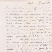 Πουλήθηκαν 26.000 ευρώ οι επιστολές του Ι. Καποδίστρια
