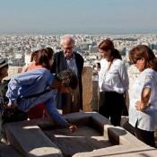 Συνεχίζονται κανονικά οι εργασίες στα μνημεία της Ακρόπολης