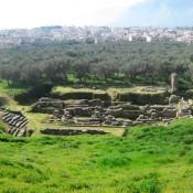 Προχωρά η μελέτη αποκατάστασης του αρχαίου θεάτρου Σπάρτης