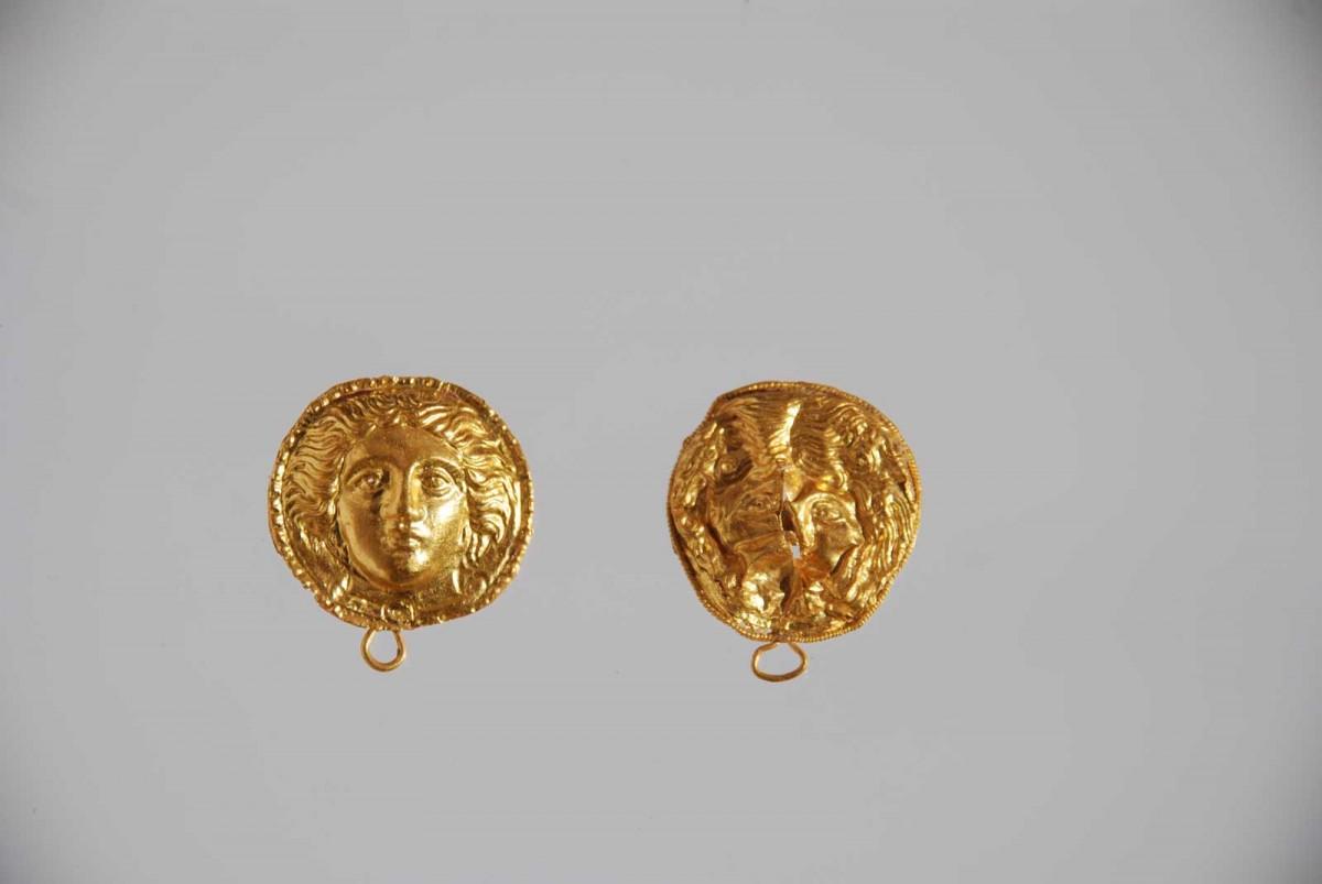 Εικ. 8. Χρυσά μετάλλια.