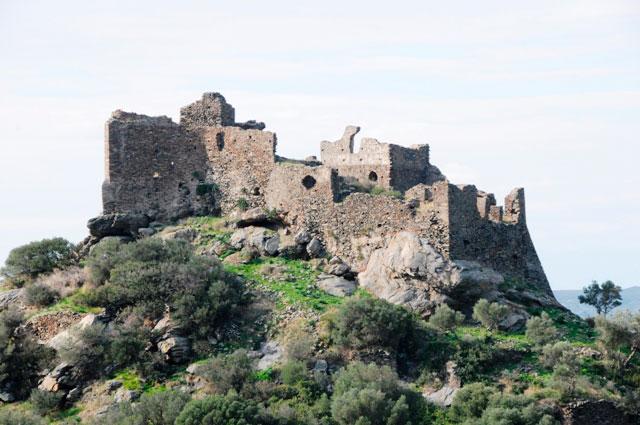 Το Κάστρο των Βατίκων.