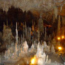 Ξέχασαν τουρίστες κλειδωμένους σε σπήλαιο