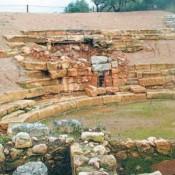 Σε καλό δρόμο οι ανασκαφές στο θέατρο Αρχαίας Απτέρας