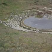 Ξεκινούν εκ νέου οι εργασίες στο αρχαίο θέατρο της Μεγαλόπολης