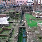 Ανακαλύφθηκε το ακριβές σημείο δολοφονίας του Ιουλίου Καίσαρα;