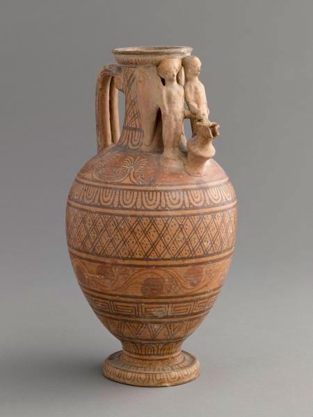 Από την έκθεση «Πόλη Χρυσοχούς: Τύμβοι και ναοί στην Αρχαία Κύπρο» στο Πανεπιστήμιο Princeton.