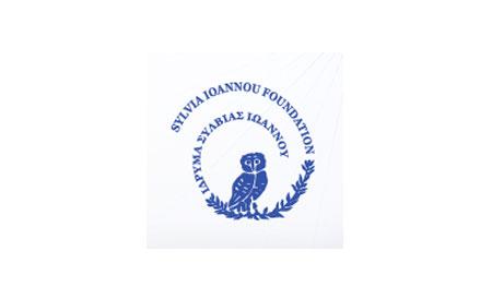 Το λογότυπο του Ιδρύματος Σύλβιας Ιωάννου.
