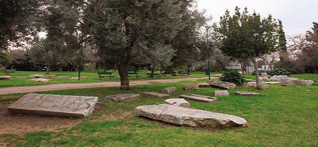 Η Ακαδημία Πλάτωνος, πνευματικό κέντρο της Αθήνας στην Αρχαιότητα.
