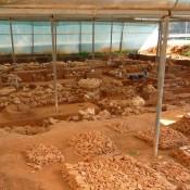Σωστικές ανασκαφές στην Π.Ο.Τ.Α. Ρωμανού 2007-2011 (Μέρος Δ΄)