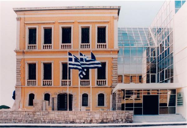 Το Ιστορικό Μουσείο Κρήτης.