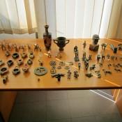 Ποινές κάθειρξης σε πέντε άτομα για τη ληστεία στο παλαιό Μουσείο της Αρχαίας Ολυμπίας