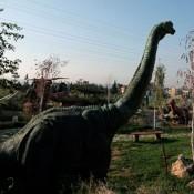 Αναπαραστάσεις δεινοσαύρων σε πραγματικό μέγεθος στην Πτολεμαΐδα