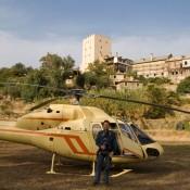 Τεχνική προσέγγιση φωτογραφικών λήψεων από ελικόπτερο