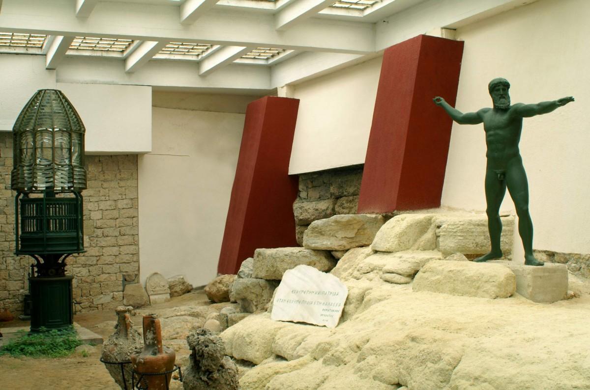 Ποσειδώνας ή Δίας, Ναυτικό Μουσείο της Ελλάδος