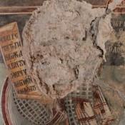 Αντιδράσεις για αφαίρεση τοιχογραφιών του 1554 από ναό στο Ελμπασάν