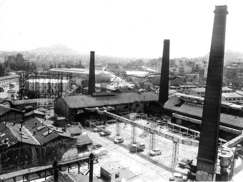 Το εργοστάσιο φωταερίου της Αθήνας ανοίγει στο κοινό σχεδόν 30 χρόνια μετά το κλείσιμό του ως το πρώτο βιομηχανικό μουσείο της Αθήνας.