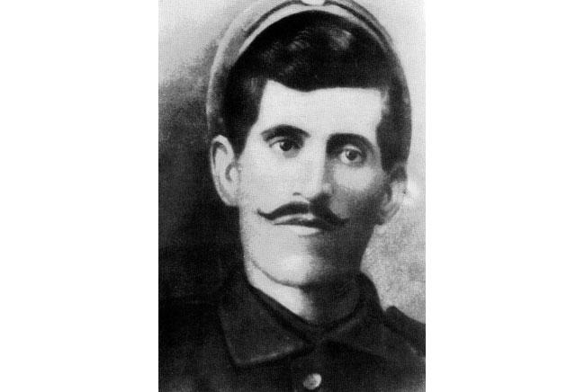 Εικ. 5. Ο Θεμιστοκλής Κουζούπης, ένας από τους τέσσερις νεκρούς απεργούς της 21ης Αυγούστου 1916.