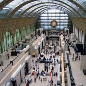 Το Musée d'Orsay στο Παρίσι απομάκρυνε επισκέπτες!
