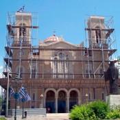 Αποκαταστάσεις ιερών ναών της Αθήνας
