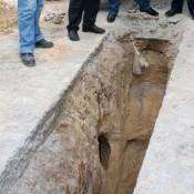 Τάφος της Γεωμετρικής Εποχής βρέθηκε στο Καβροχώρι