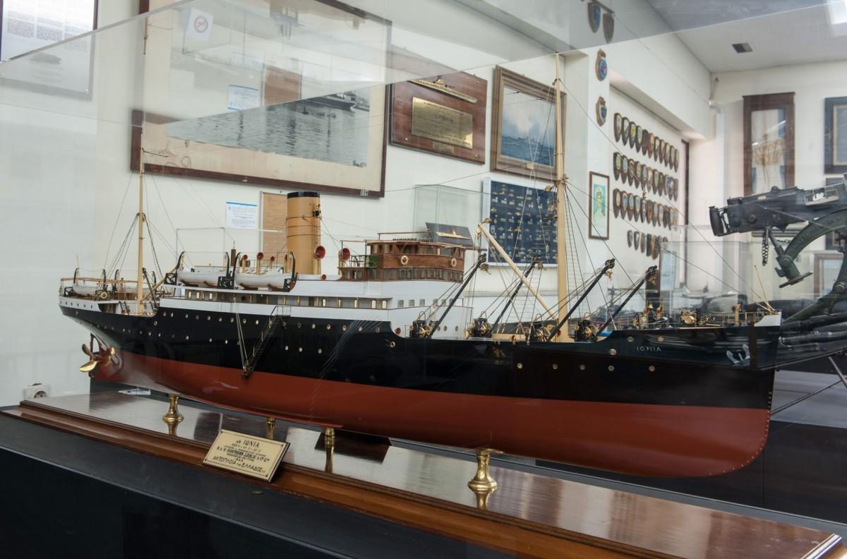 Α/Π  Ιωνία, Ναυτικό Μουσείο της Ελλάδος