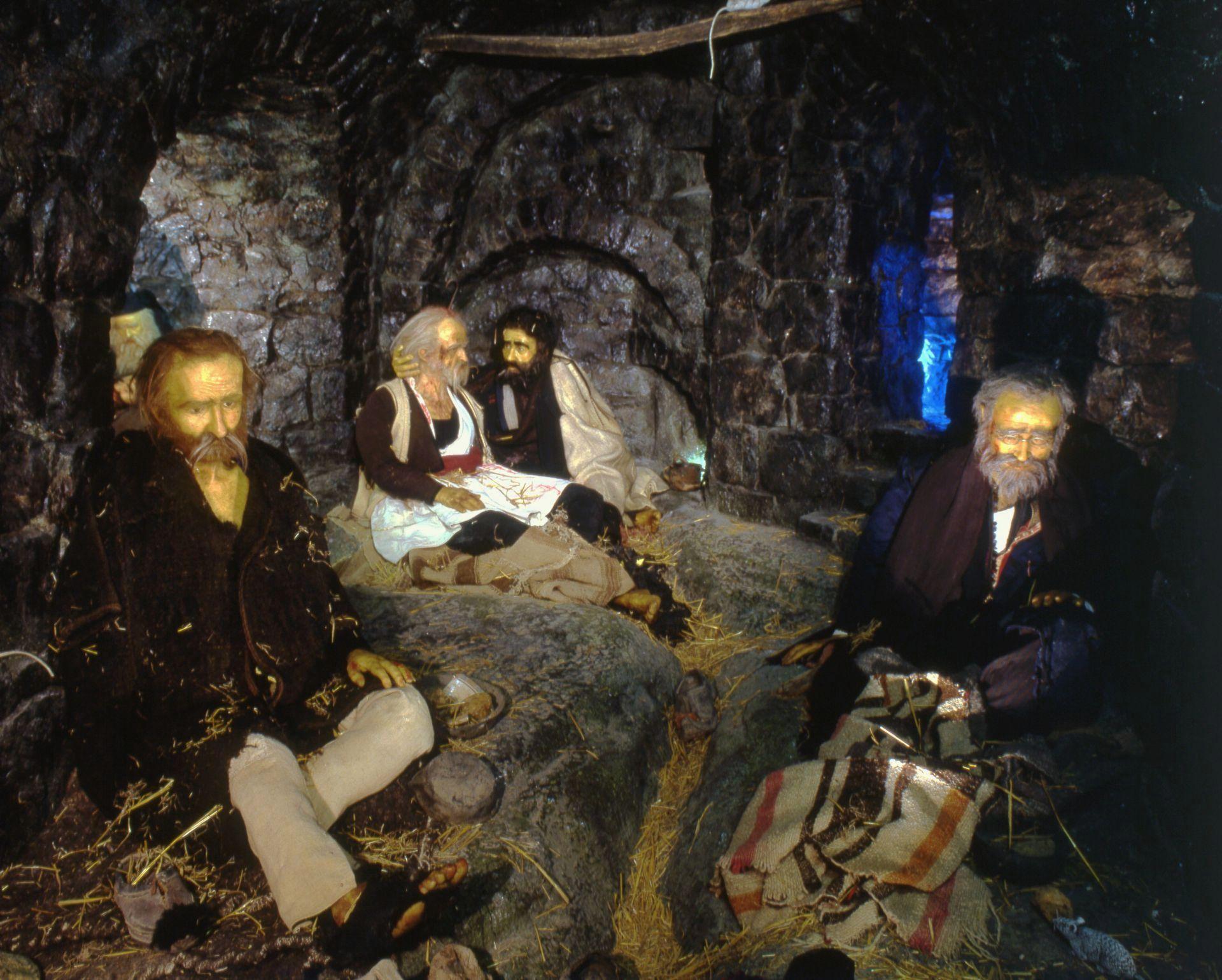 Ο σκλαβωμένος ελληνισμός στις φυλακές, Μουσείο Ελληνικής Ιστορίας ...