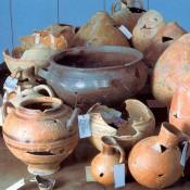 Ανασκαφική έρευνα και μελέτη στο Καραμπουρνάκι