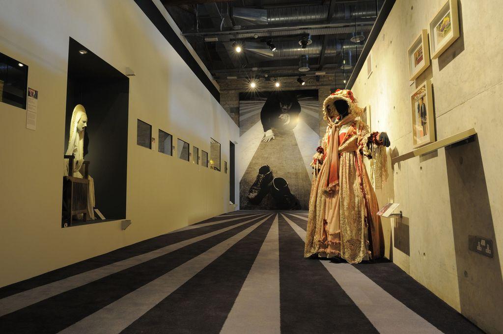 Ενότητα «Οι συντελεστές», Θεατρικό Μουσείο Κύπρου