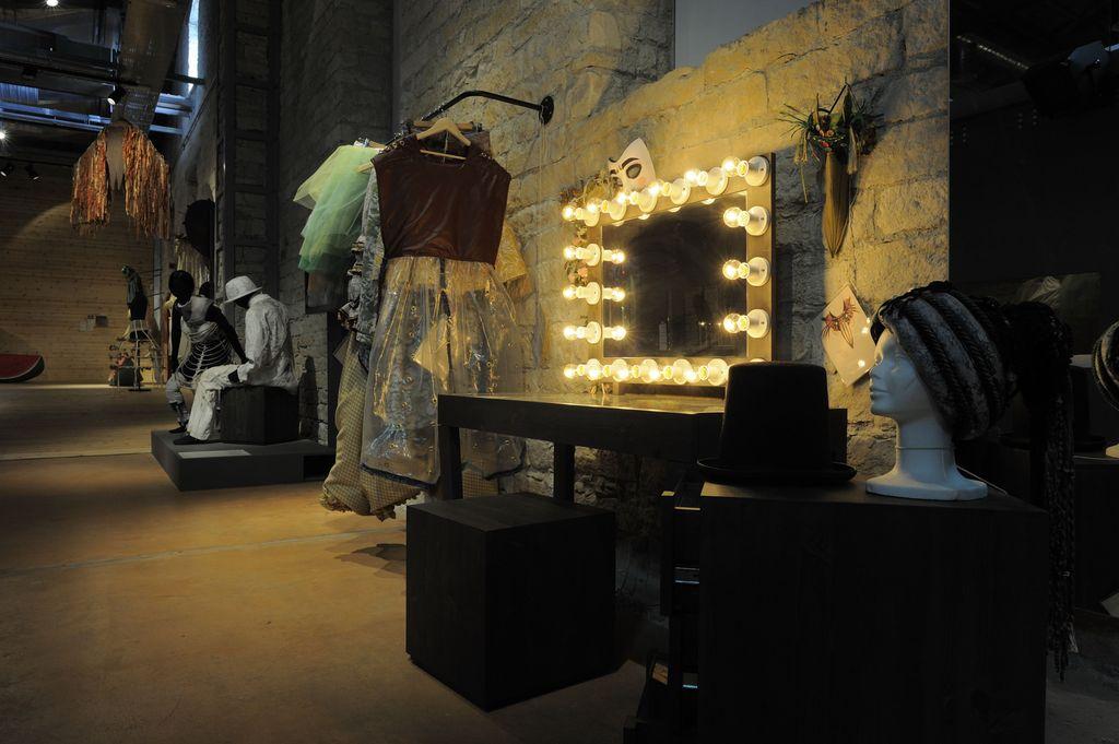 Καμαρίνι – Βεστιάριο, Θεατρικό Μουσείο Κύπρου