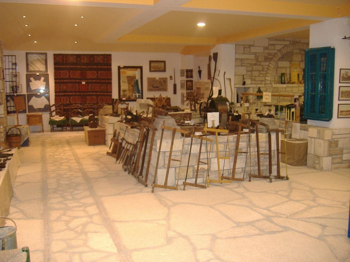 Γενική άποψη_2, Λαογραφικό Μουσείο Καλλιμασίας Χίου