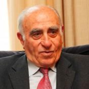 «Έφυγε» ο πρόεδρος του ΙΜΕ Λάζαρος Εφραίμογλου