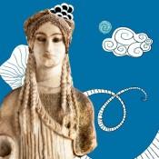 Σοφία Γιαλουράκη, «Οι φίλες μου, οι Κόρες της Ακρόπολης»