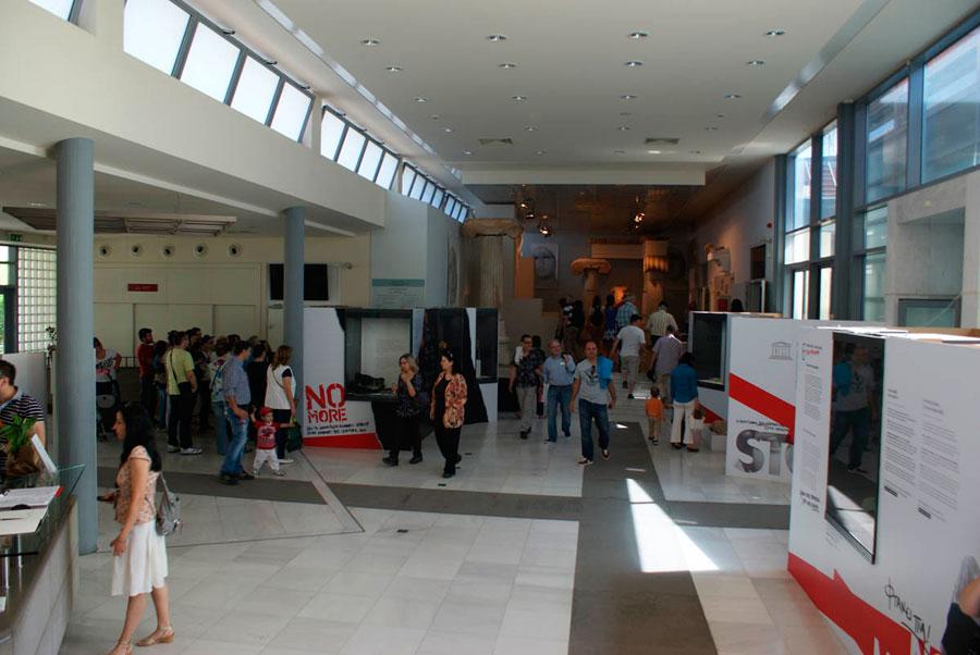 Περισσότερα από 1.000 άτομα συμμετείχαν στις δράσεις του Αρχαιολογικού Μουσείου Θεσσαλονίκης.