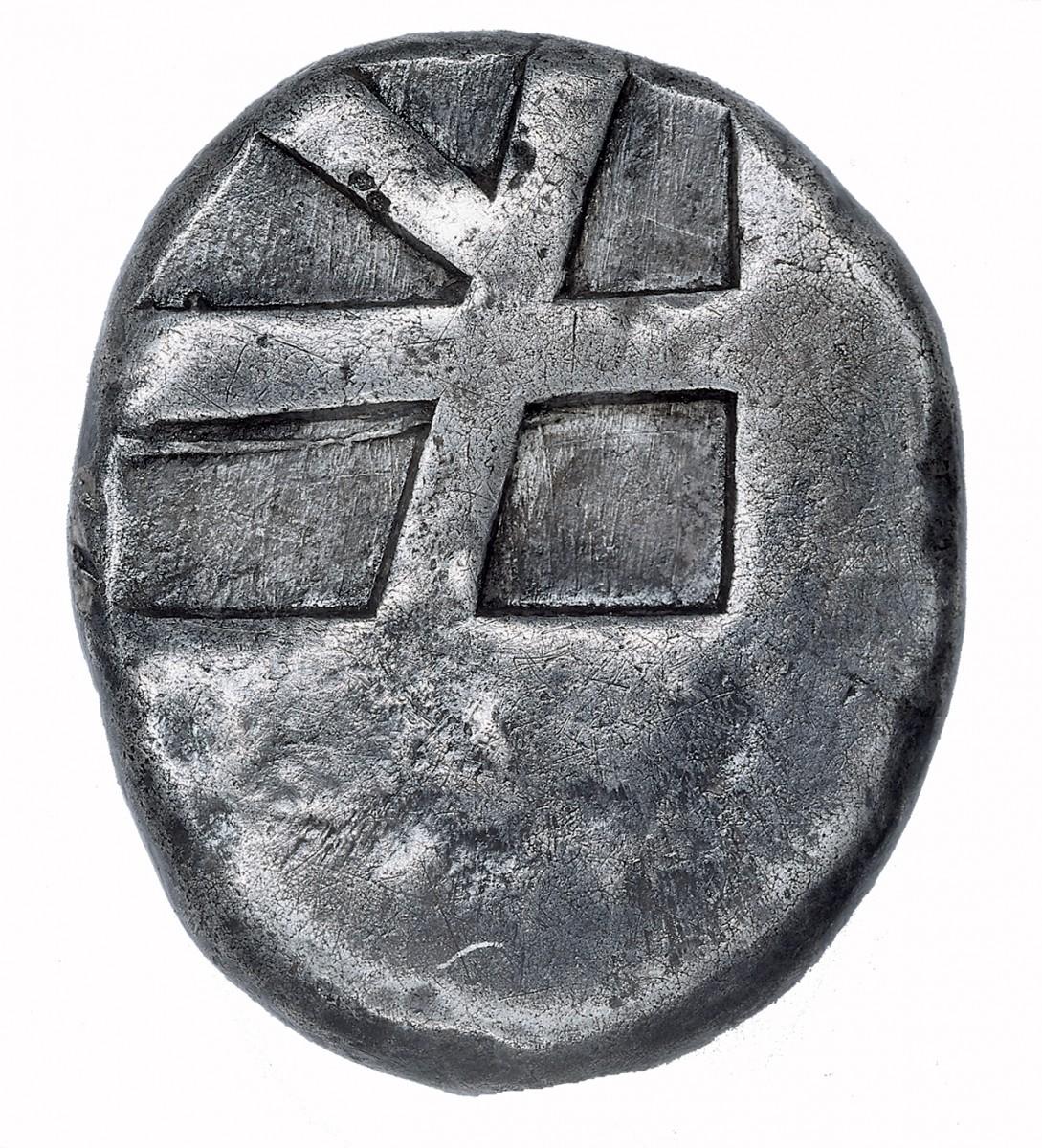 Στατήρ Αιγίνης, Νομισματικό Μουσείο Αθηνών
