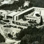 Ιστορικός τόπος το «Απολλώνιο» του Κωνσταντίνου Δοξιάδη στο Πόρτο Ράφτη
