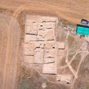 Εντοπίστηκε άγνωστο τμήμα της πόλης στη θέση Χαλά Σουλτάν Τεκκέ