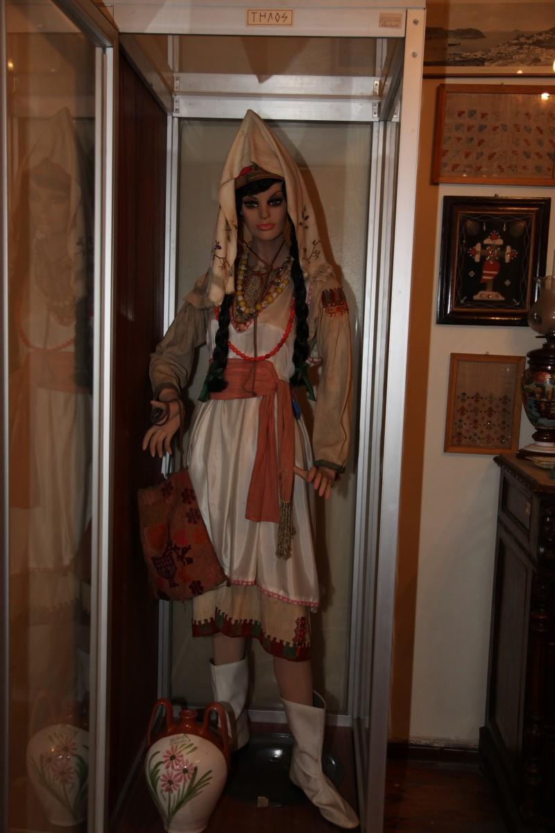Φορεσιά Τήλου, Μουσείο Δωδεκανησιακό Σπίτι