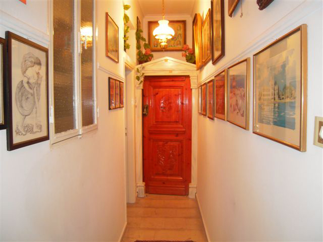 Είσοδος δωδεκανησιακού σπιτιού, Μουσείο Δωδεκανησιακό Σπίτι – Σεπόλια