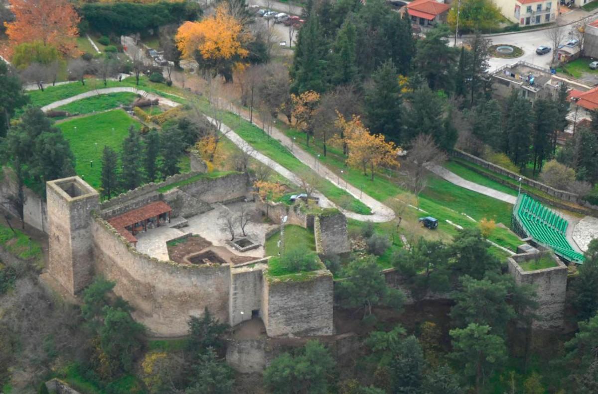 Εικ. 6. Γ΄ επίπεδο κάστρου. Πηγή: αρχείο 19ης ΕΒΑ.