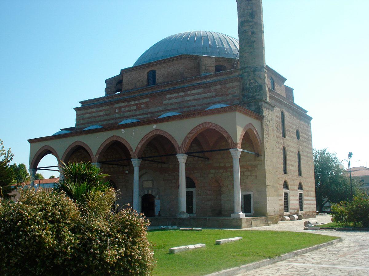 Εικ. 9. Τέμενος Οσμάν Σαχ. Πηγή: προσωπικό αρχείο.