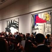 Σε ιστορικά επίπεδα οι πωλήσεις έργων σύγχρονης Τέχνης