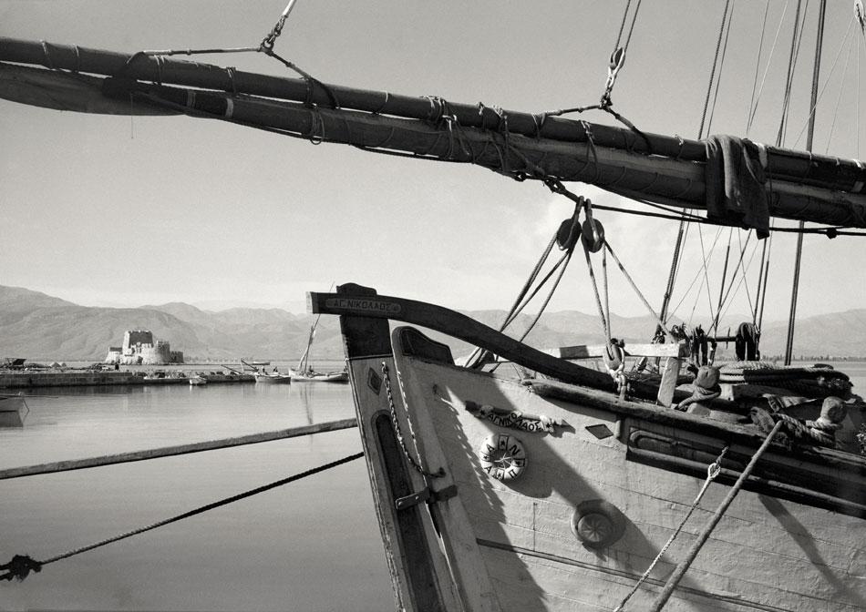 Δημήτρης Χαρισιάδης, Ναύπλιο, περ. 1936. © Φωτογραφικό Αρχείο Μουσείου Μπενάκη.