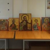 Έξι μεταβυζαντινές εικόνες επιστρέφουν στη Μεγαλόνησο