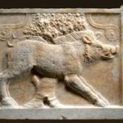 «Cenae maiores» στην ελληνορωμαϊκή Κίσαμο